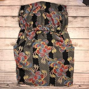 Woman's Strapless Dress Small
